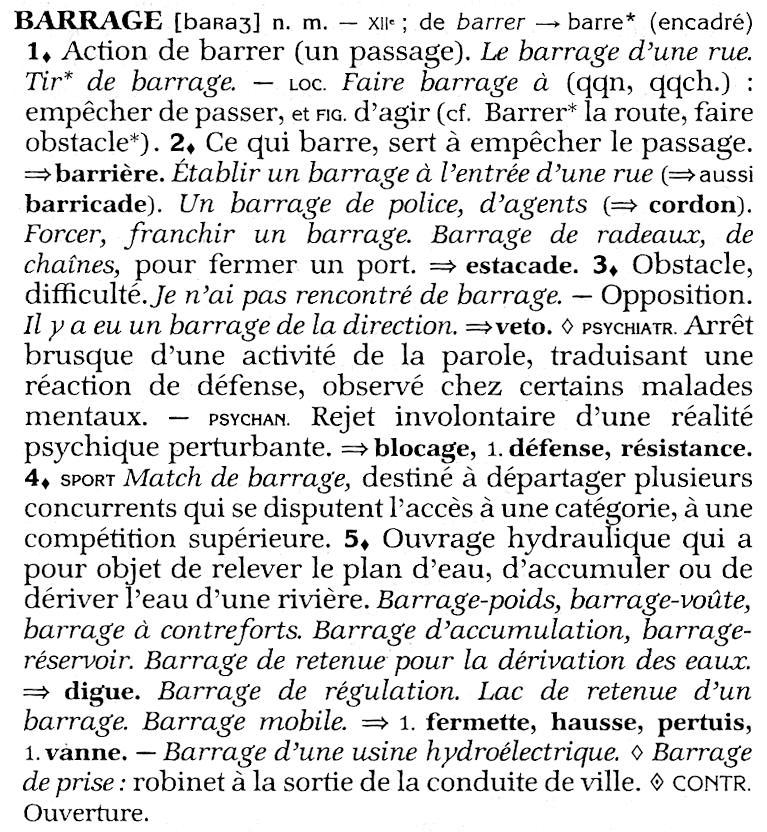 Un Coup De Pompe Definition: Partie Linguistique